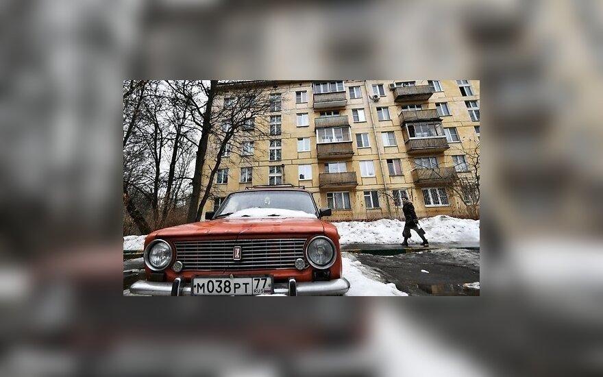 В подъезде жилого дома в Москве показывают порнофильмы