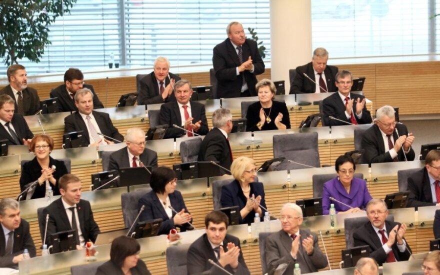 Сейм Литвы принял в первом чтении проект о запрете абортов