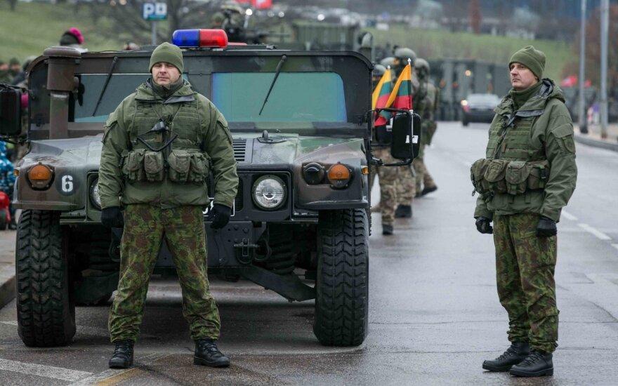 Страны Балтии договорились поднять оборонный бюджет выше 2% ВВП