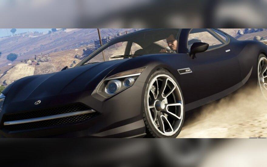 GTA V (nowe screenery)