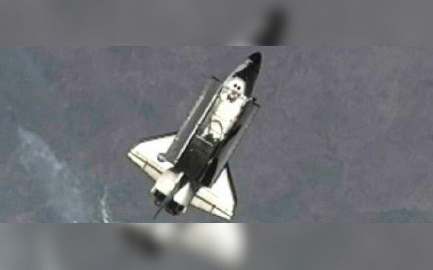 """JAV erdvėlaivis """"Endeavour"""""""