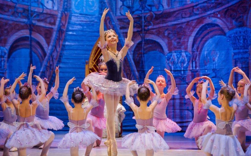 """В Вильнюсе - детский балет """"Спящая красавица"""""""