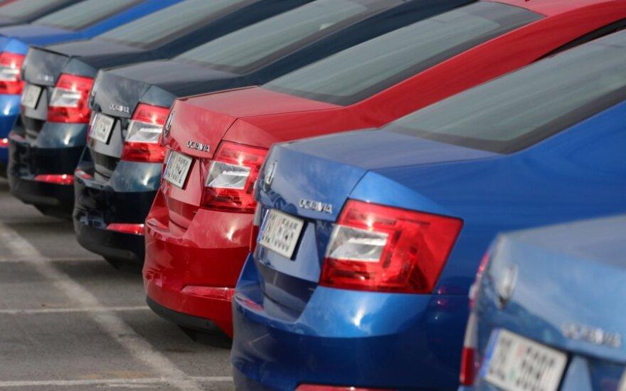 Рынок новых автомобилей в Литве должен вырасти на 2%