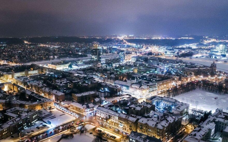"""Вильнюс """"растет"""": за год число жителей увеличилось на 7500 человек"""