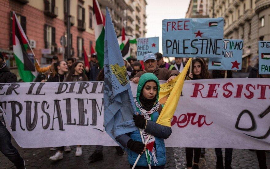 Замглавы МИД Палестины: премьер Литвы нарушил международное право и практику ЕС