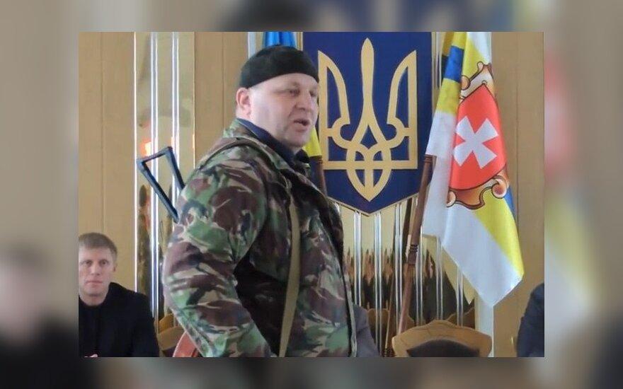 МВД: Музычко сопротивлялся и был убит во время задержания бандформирования