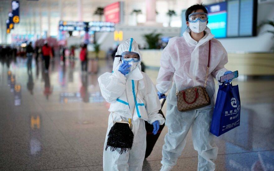 В Ухане зафиксирован первый с начала апреля случай заражения коронавирусом
