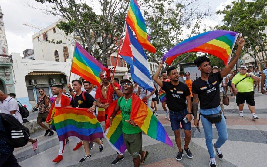 LGBT eitynės Havanoje