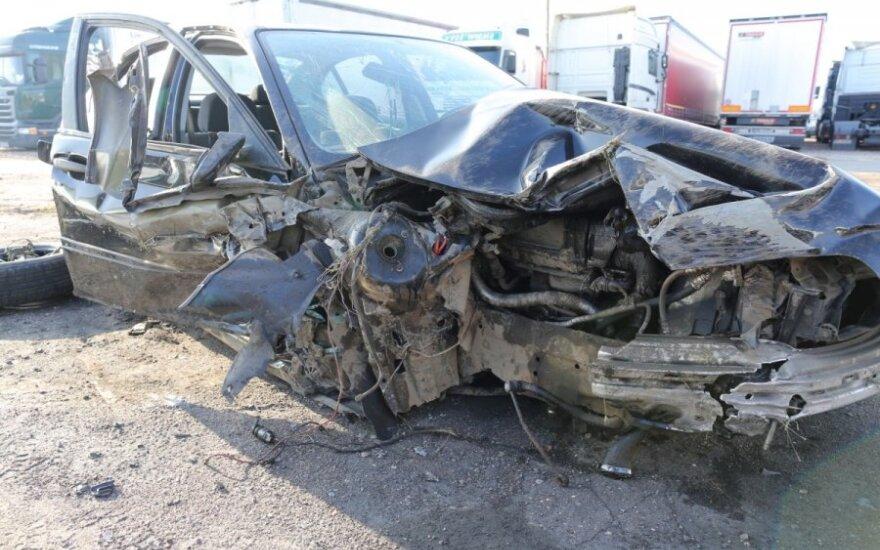 Виновник аварии, сотрудник Aras, отказался проверяться на трезвость