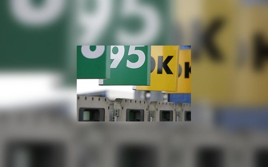 Orlen Lietuva повысила цену на дизтопливо на 9 центов