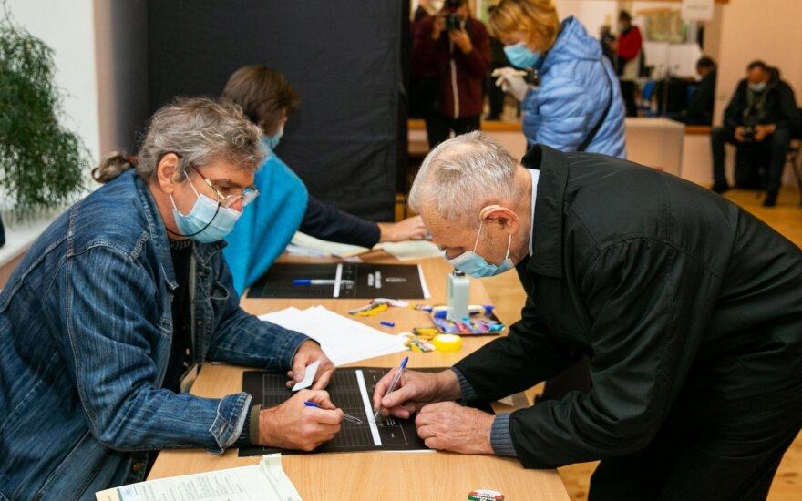 В Литве проходят выборы, фиксируют нарушения