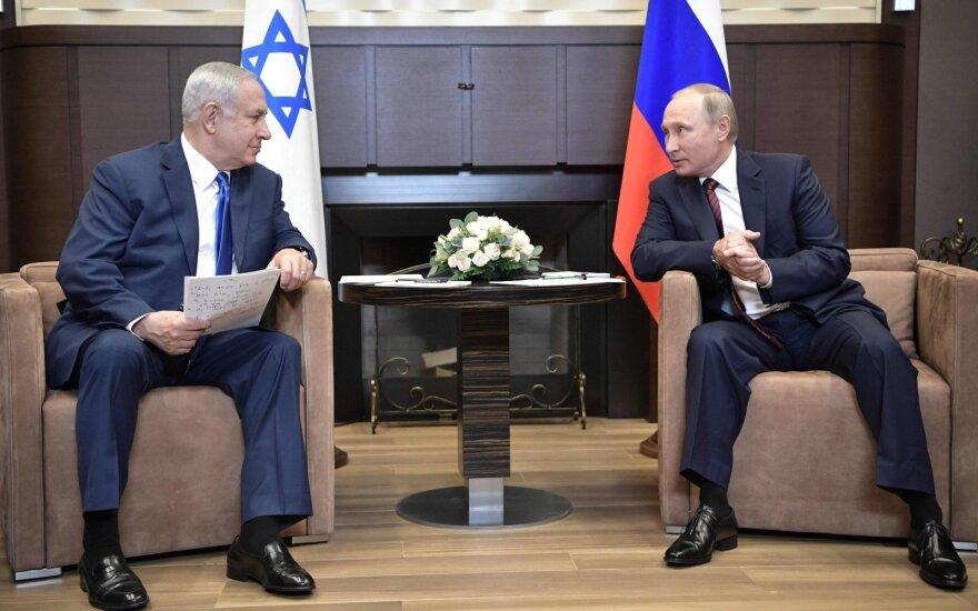 Премьер Израиля нанес срочный визит Путину в Сочи. Что случилось?