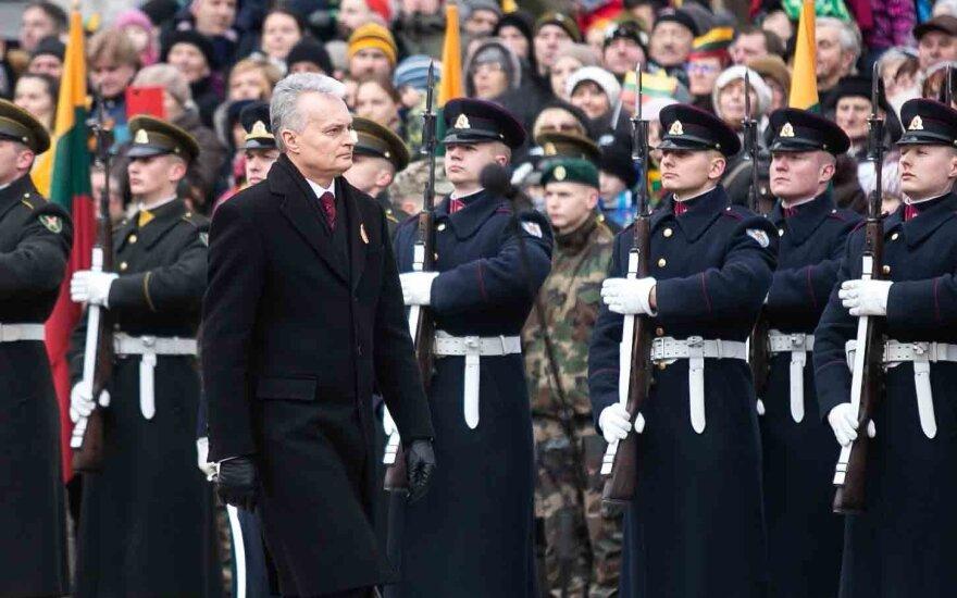 Президент Литвы: распространение бездоказательной информации - попытка дискредитации важнейших ведомств