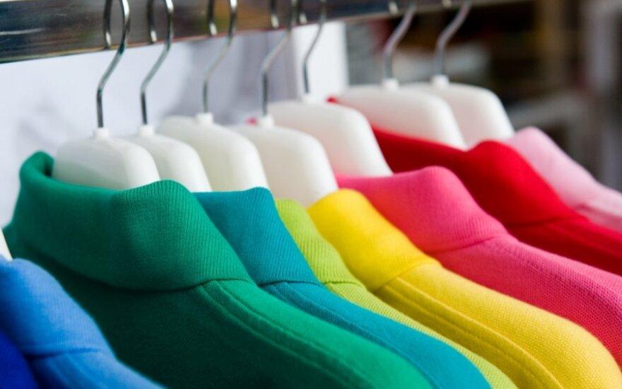 В Литве цены на одежду выше, чем в Британии