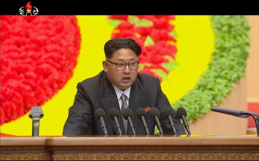 Ким Чен Ын обещает не применять ядерного оружия первым