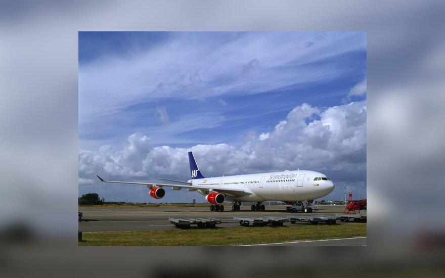 Cамая пунктуальная авиакомпания в Европе – SAS