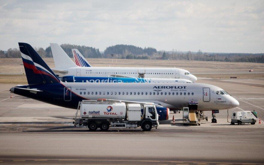 Oro navigacija: транзитных полётов в Китай всё меньше