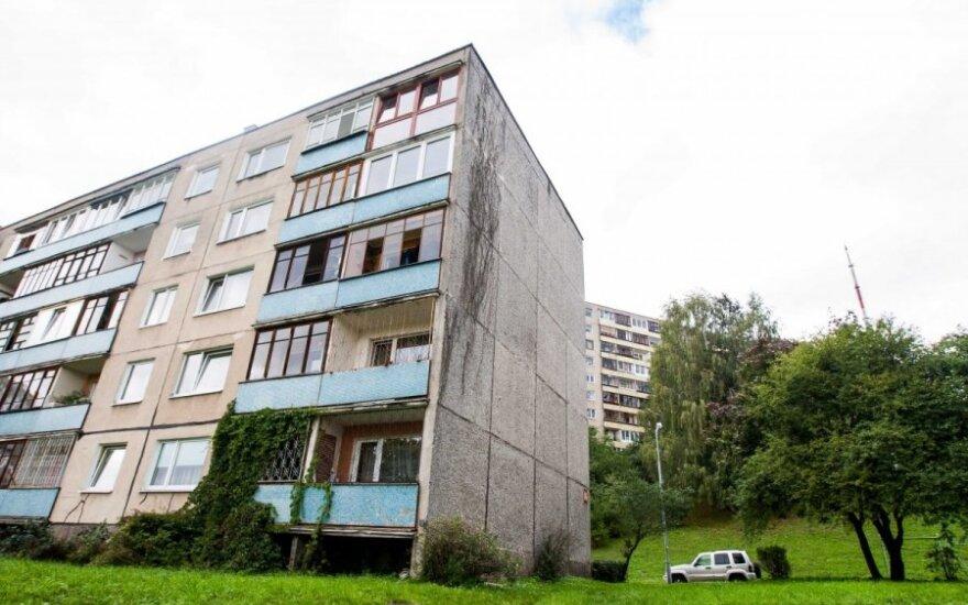 После увеличения квартиры у вильнюсца начались проблемы