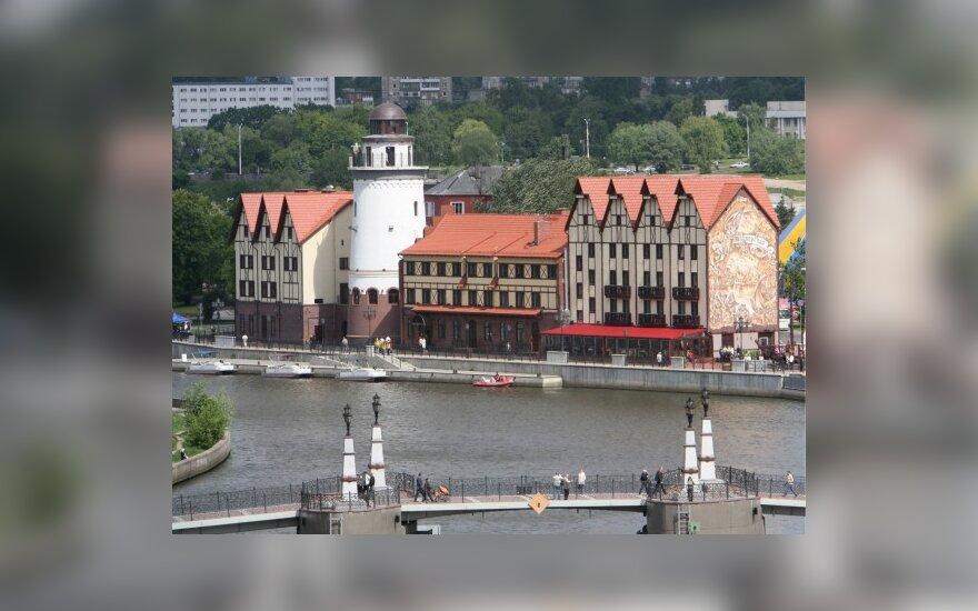 Литовцы вспомнили дорогу в Калининград