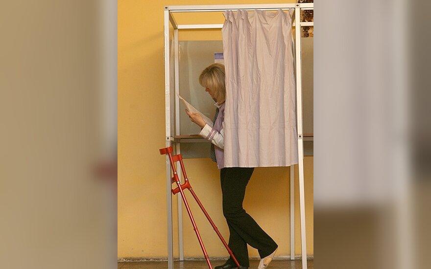На выборах парламента победили бы пять партий