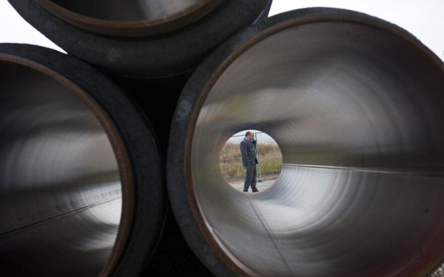 """США могут ввести санкции в связи с """"Северным потоком-2"""""""