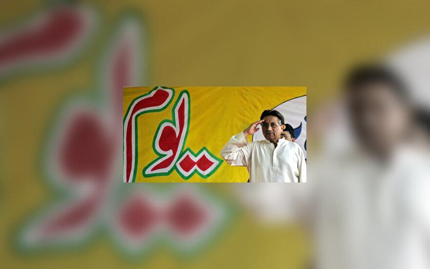 P.Musharrafas