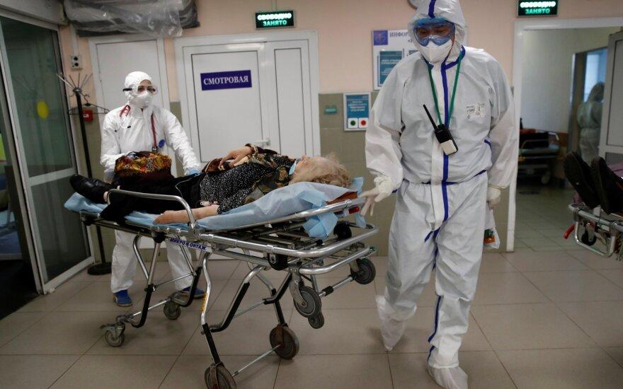 Минздрав Литвы не получил ни одной заявки на возмещение ущерба из-за заражения COVID-19 в больницах