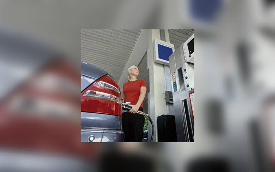 Automobilinės dujos, automobilinių dujų kolonėlė