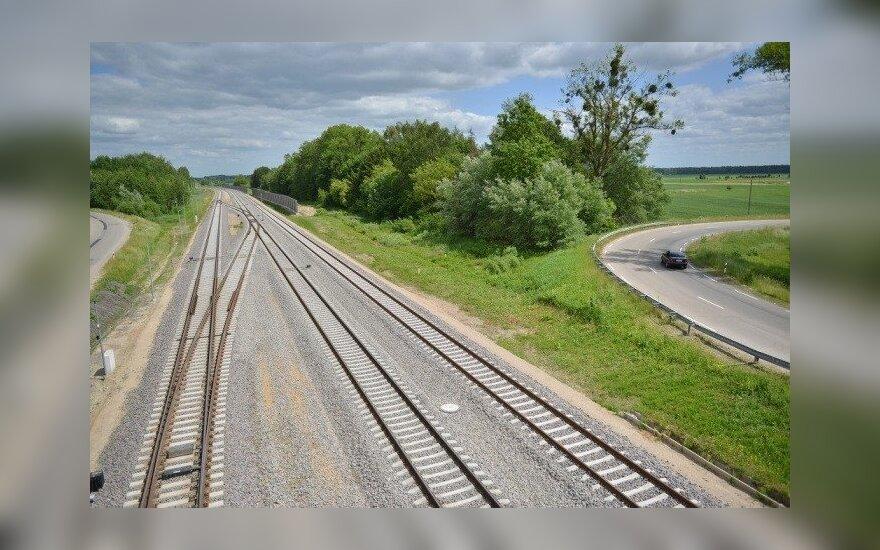 Общество ознакомят с трассой Rail Baltica от Каунаса до Латвии