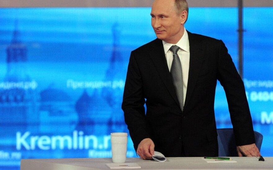 В Кремле извинились за слова Путина о связи немецкой газеты с Goldman Sachs