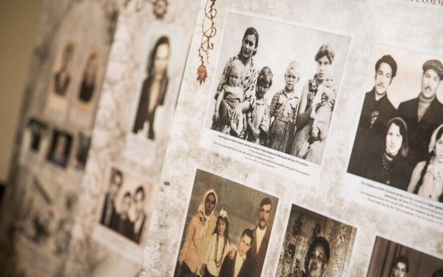 Департамент нацменьшинств Литвы предлагает включить в памятные даты день геноцида ромов