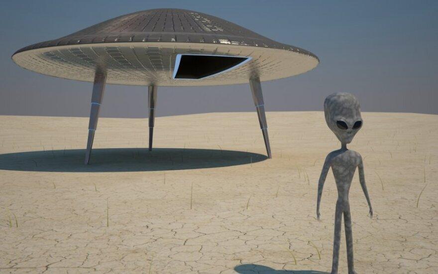 Szwecja: UFO na dnie Bałtyku?