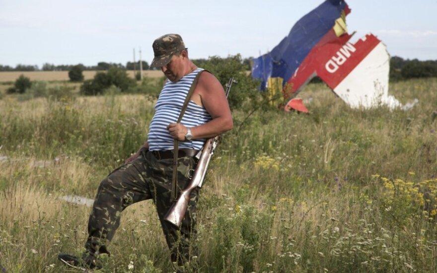"""Киев: сепаратисты готовились сбить лайнер """"Аэрофлота"""", но ошиблись"""