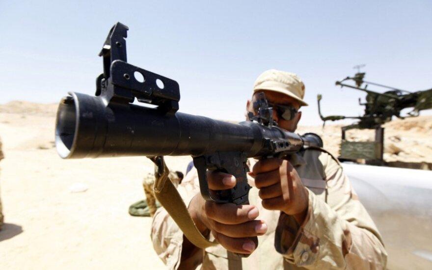 Libijos sukilėlis
