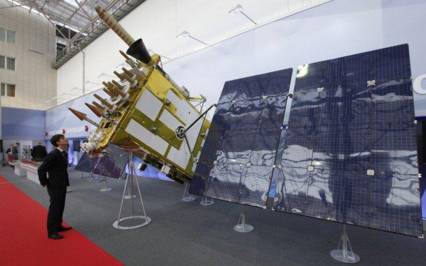 Naujos kartos GLONASS palydovo modelis