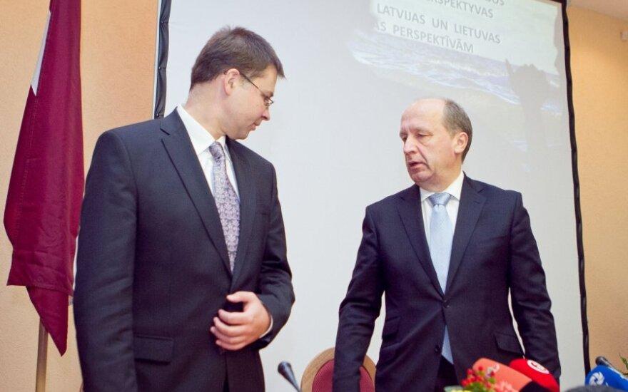 Spotkanie premierów krajów bałtyckich w Druskienikach