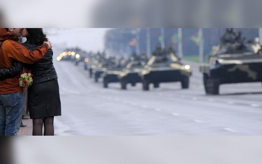 Матонис: на Беларусь с военной точки зрения нужно смотреть серьезно