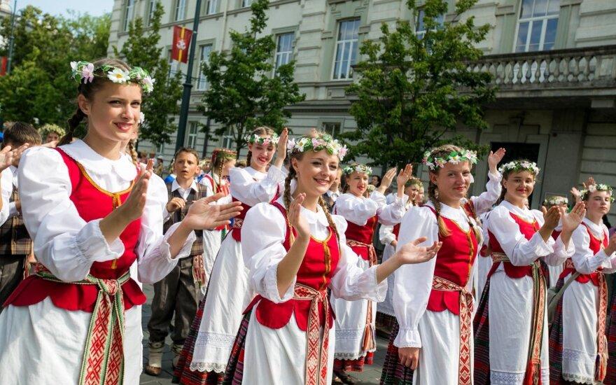 Эмигранты предлагают свой способ сохранения гражданства Литвы