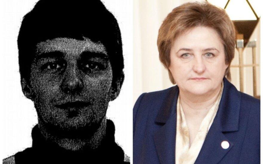 Снова пропал сын спикера литовского парламента Граужинене