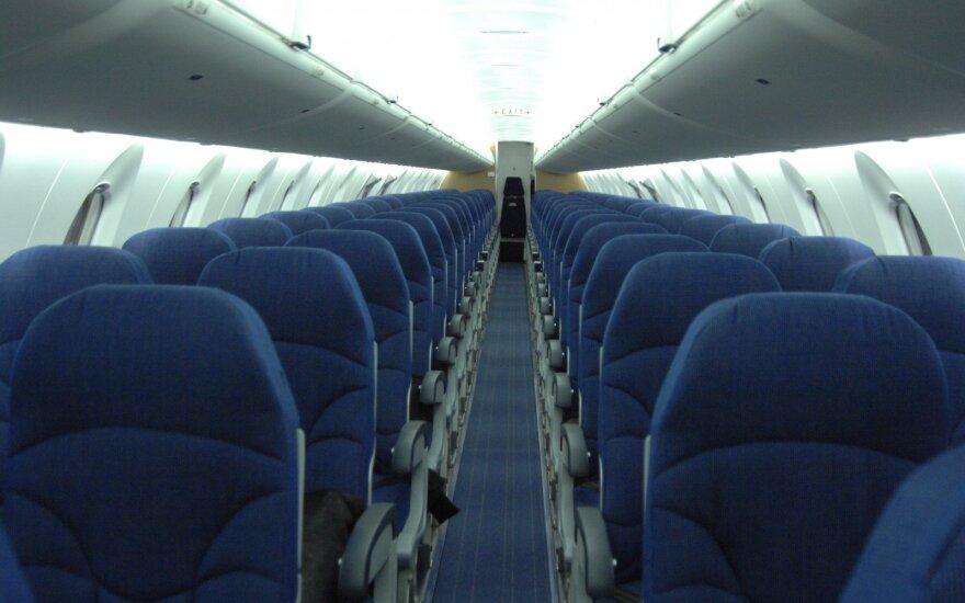 СМИ: авиадебоширам могут запретить выезд из России