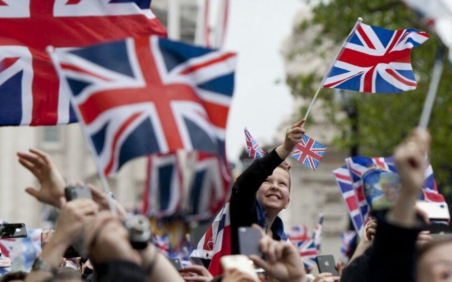 Britanijos karalienės Elžbietos II 60 metų valdymo jubiliejus