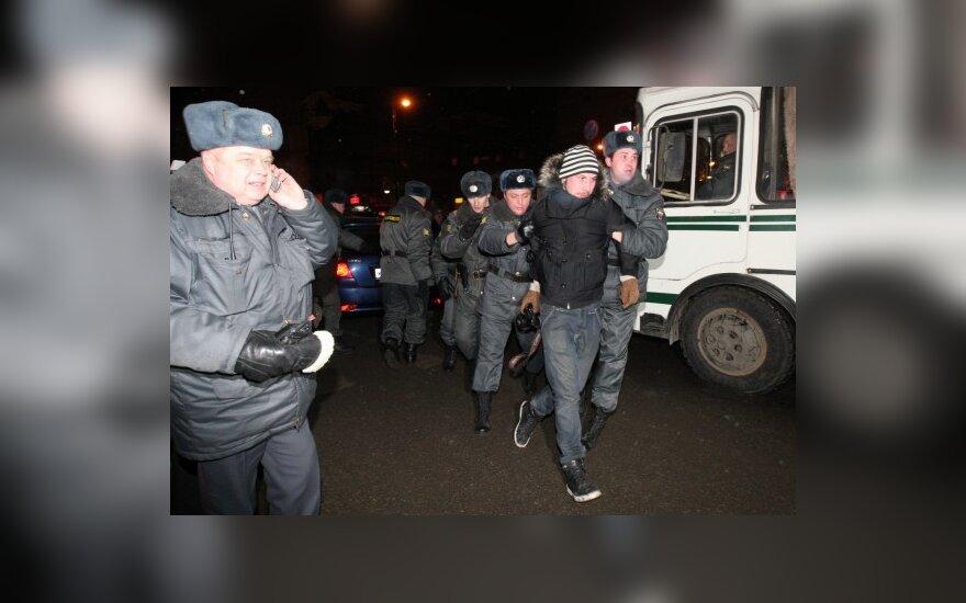 Митинговавшим в Москве оппозиционерам грозит суд