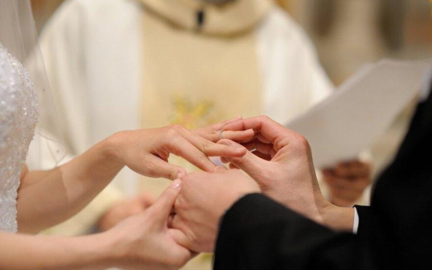 Bažnytinė santuoka