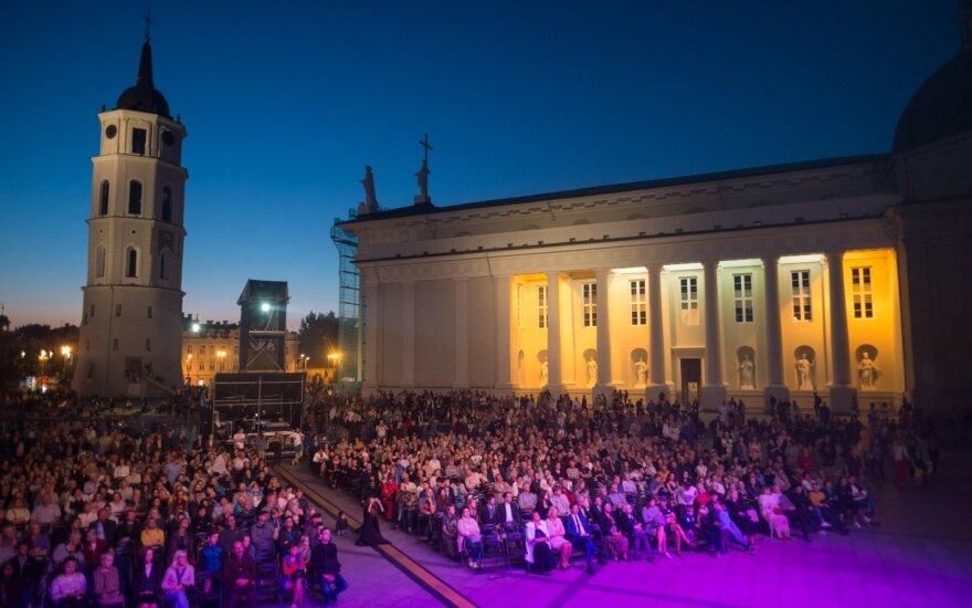 """Festivalio """"Sostinės dienos 2018"""" akimirka /Foto: Andrius Mažeika"""