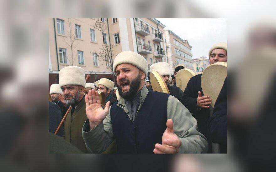 Чеченцы нашли в учебнике издевательства над своим народом