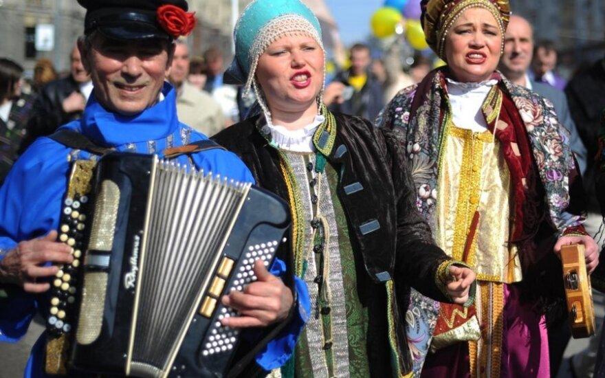 Данные переписи: в Литве сократилось число русских и поляков