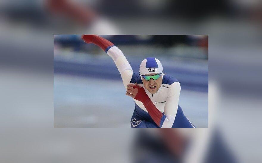 Россиянин Юсков стал трехкратным чемпионом мира, а голландец Крамер — 24-кратным