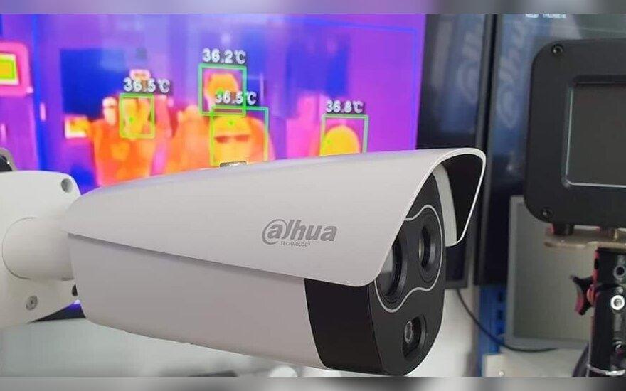 Безопасность - прежде всего. Спрос на камеры с тепловизором Dahua увеличился в десятки раз