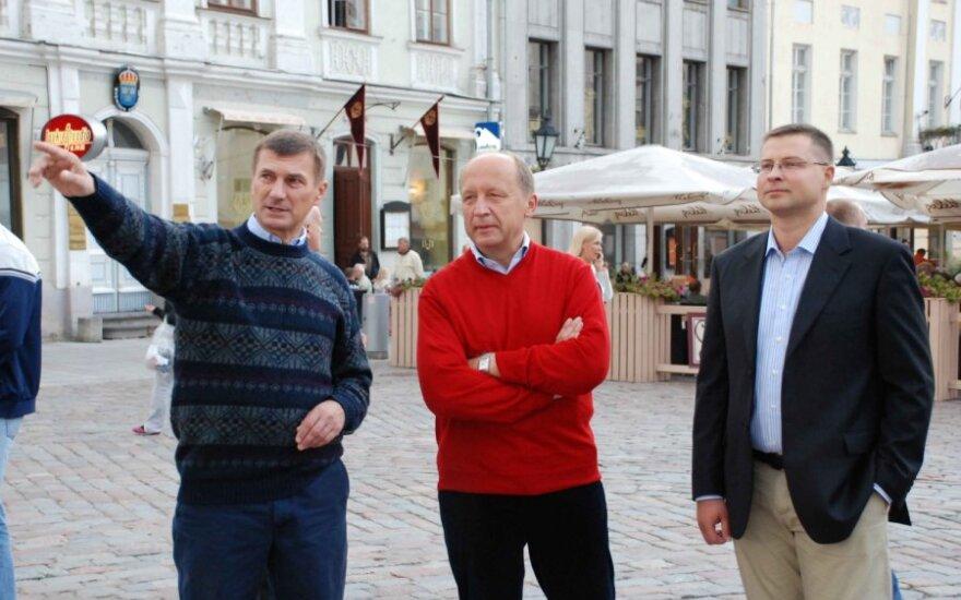 Премьеры стран Балтии: ко второму кризису мы готовы намного лучше