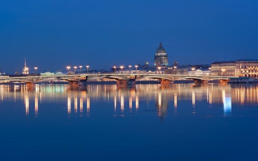 СМИ: на севере Санкт-Петербурга прозвучал взрыв